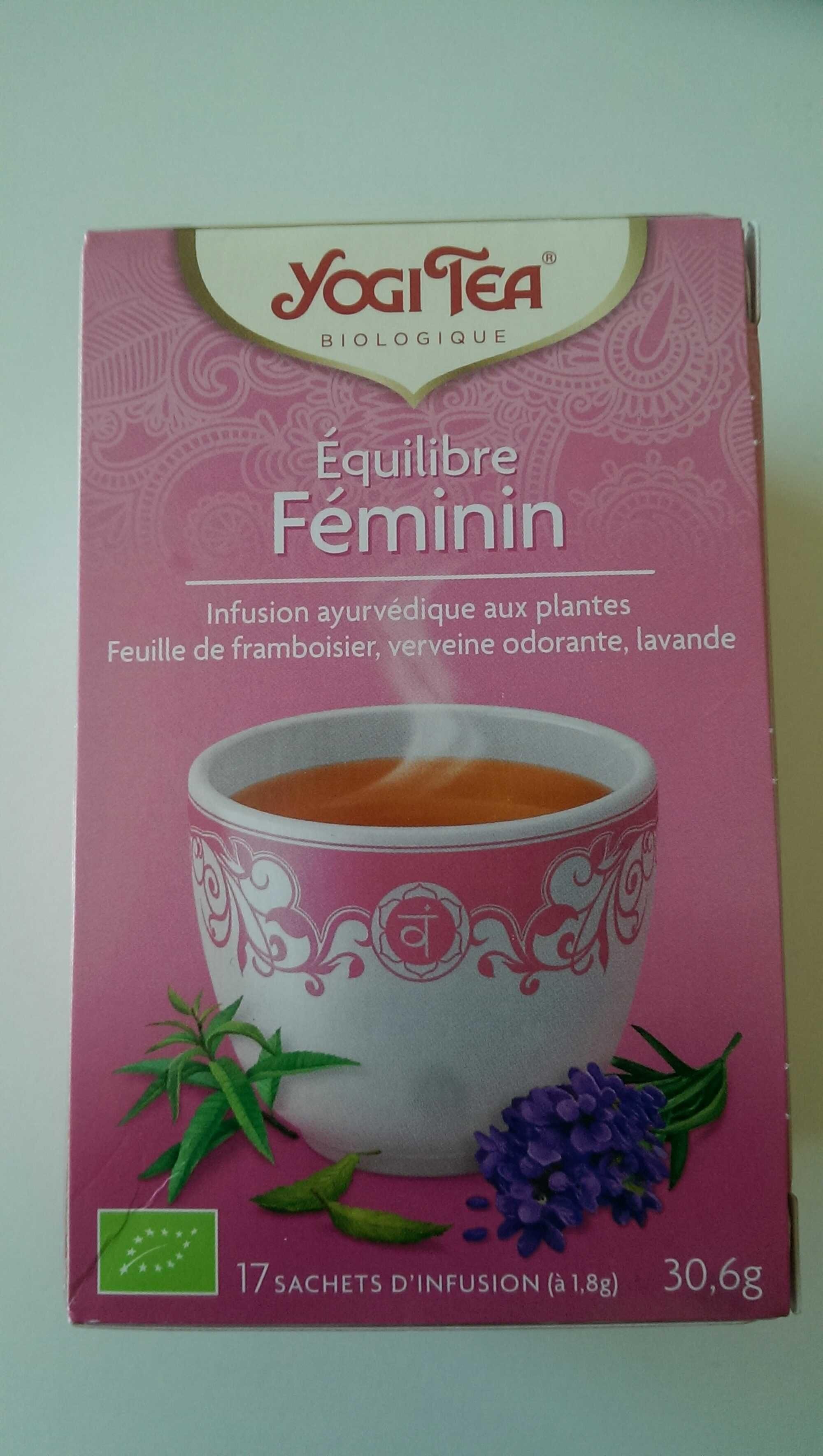 Equilibre Féminin - Produit