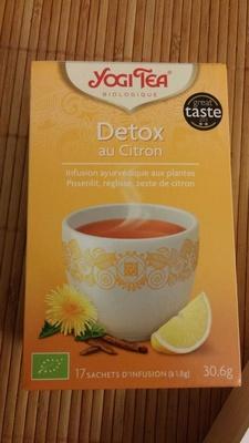 Detox au citron - Product