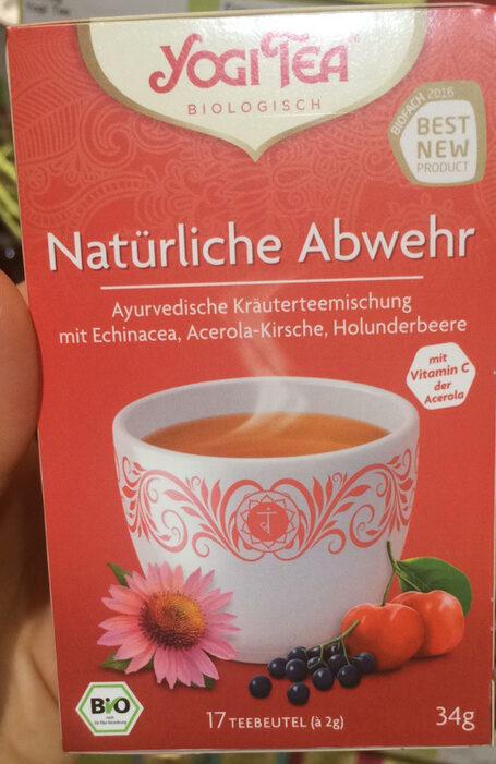 Natürliche Abwehr - Produit - de