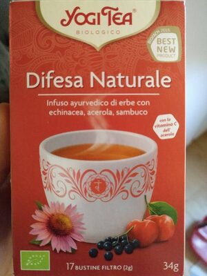 yogi tea yogi tea - Produit