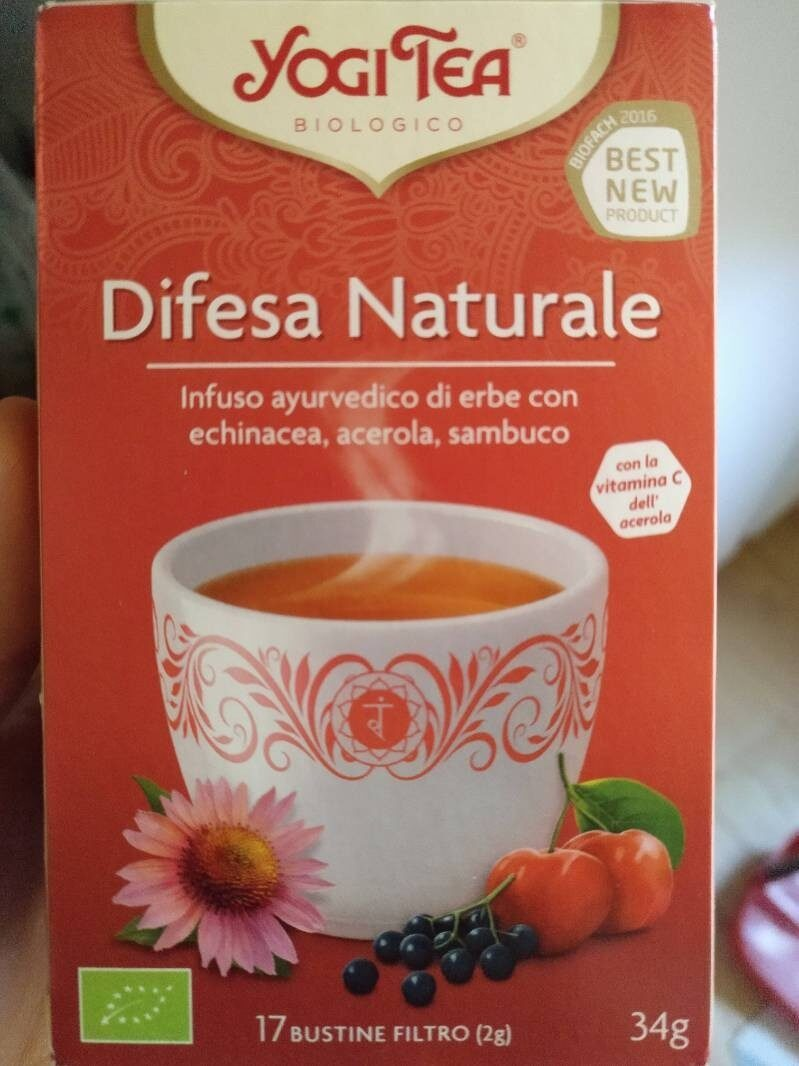 yogi tea yogi tea - Produit - es