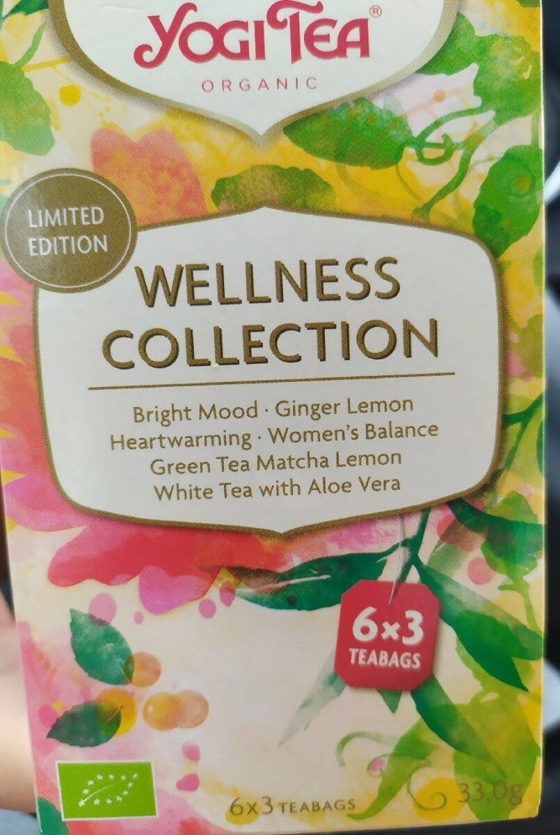 Wellness Collection - Limited Edition - Produit - fr