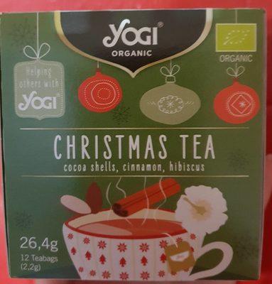 Christmas Tea - 1