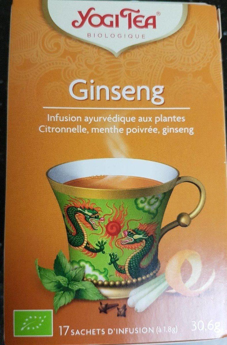 Ginseng - Produit - fr