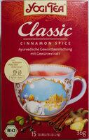 Classic Cinnamon Spice - Produit