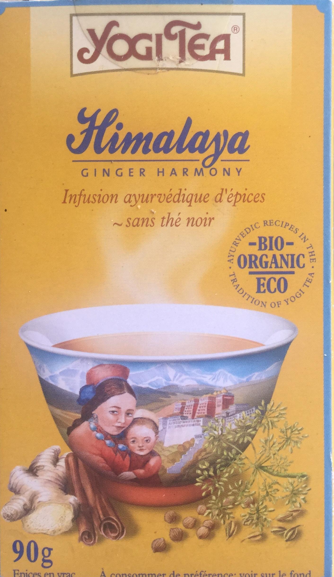 Himalaya - Ginger Harmony - Product - fr