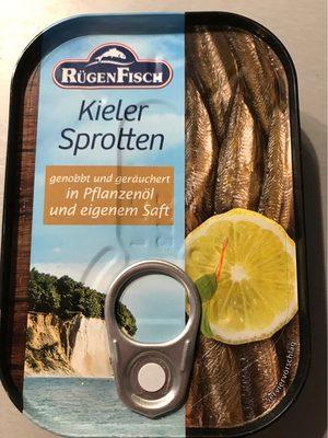 Kieler Sprotten - Produit