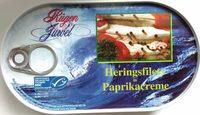 Heringsfilets in Paprikacreme - Product
