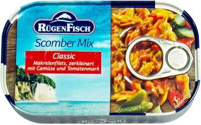 Scomber Mix Classic - Produkt - de
