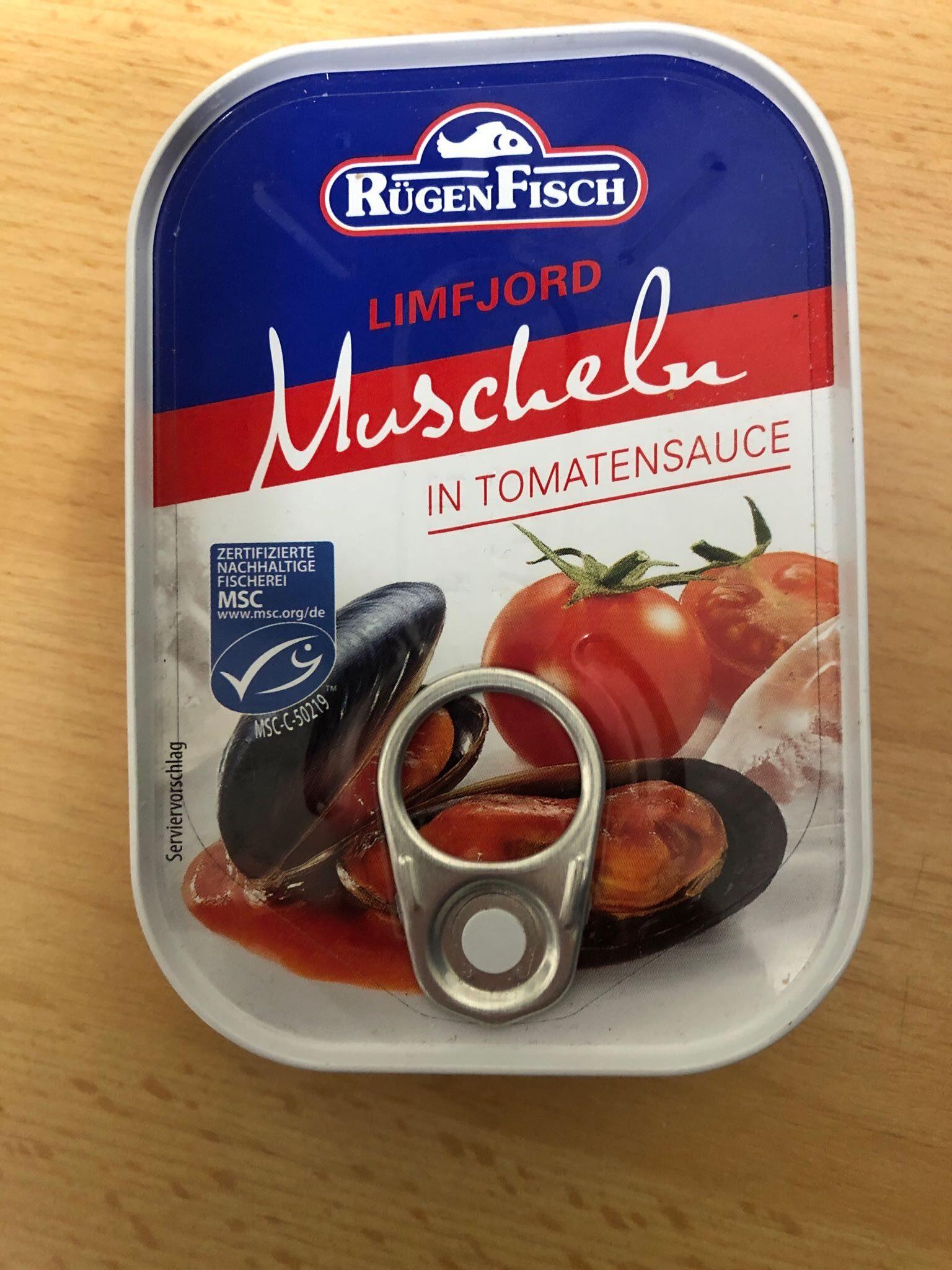 Muscheln in tomatensauce - Produkt - de