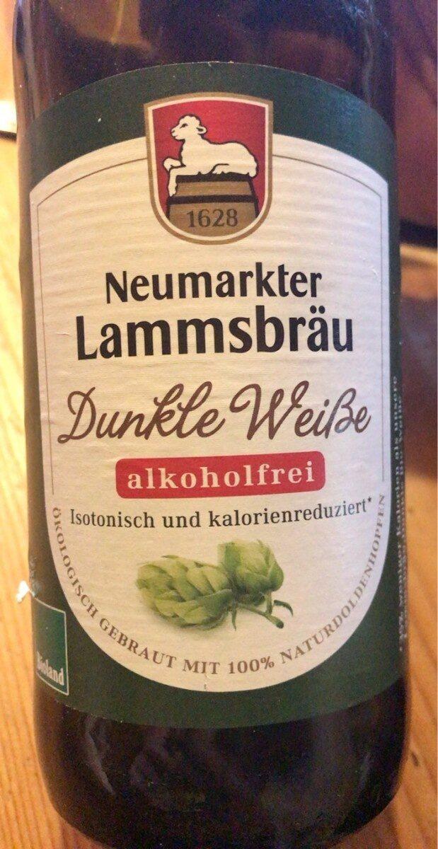 Dunkle Weiße alkoholfrei - Product - de