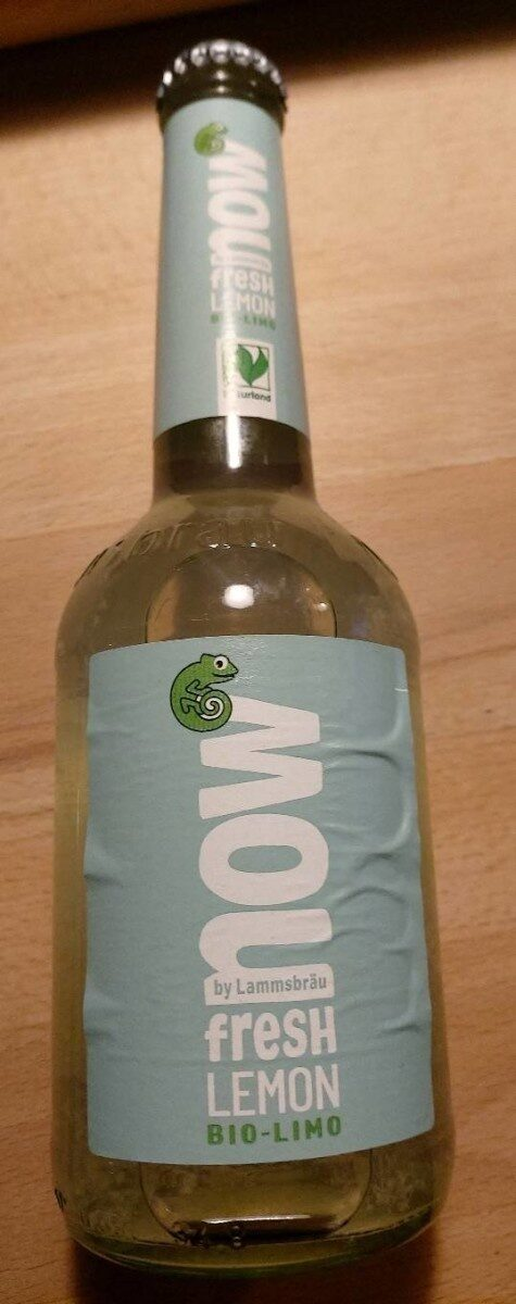 Now Fresh Lemon - Produkt - de
