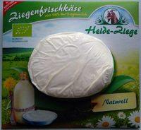 Ziegenfrischkäse Naturell - Produkt