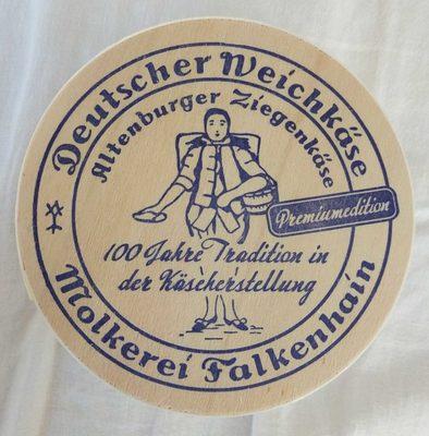 Altenburger Ziegenkäse - Produkt
