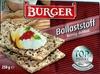 Burger Ballaststoff - Produkt