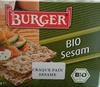 Burger Bio Sesam - Produit