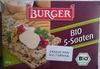 Bio 5-Saaten - Pain croustillant complet biologique au mélange de graines - Produit