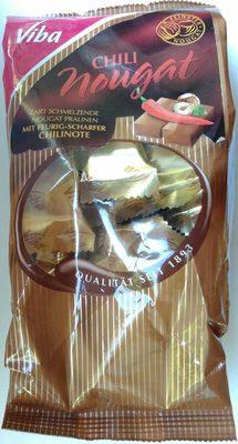 Chili Nougat - Produkt