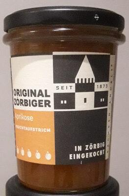 Aprikose Fruchtaufstrich - Product
