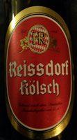 Reissdorf Kölsch - Produkt