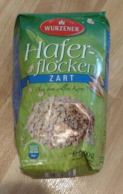 Haferflocken zart - Produkt - de