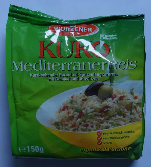 Kuko Mediterraner Reis - Product