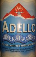 Adello Mineralwasser - Product - de