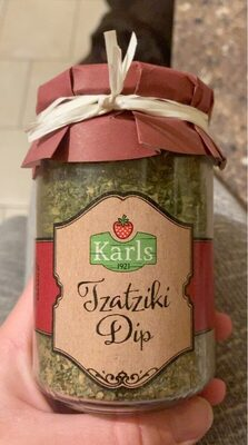 Tzatziki Dip - Produkt - de