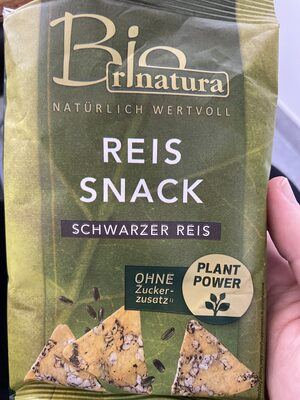 Reis Snack - Produit - de