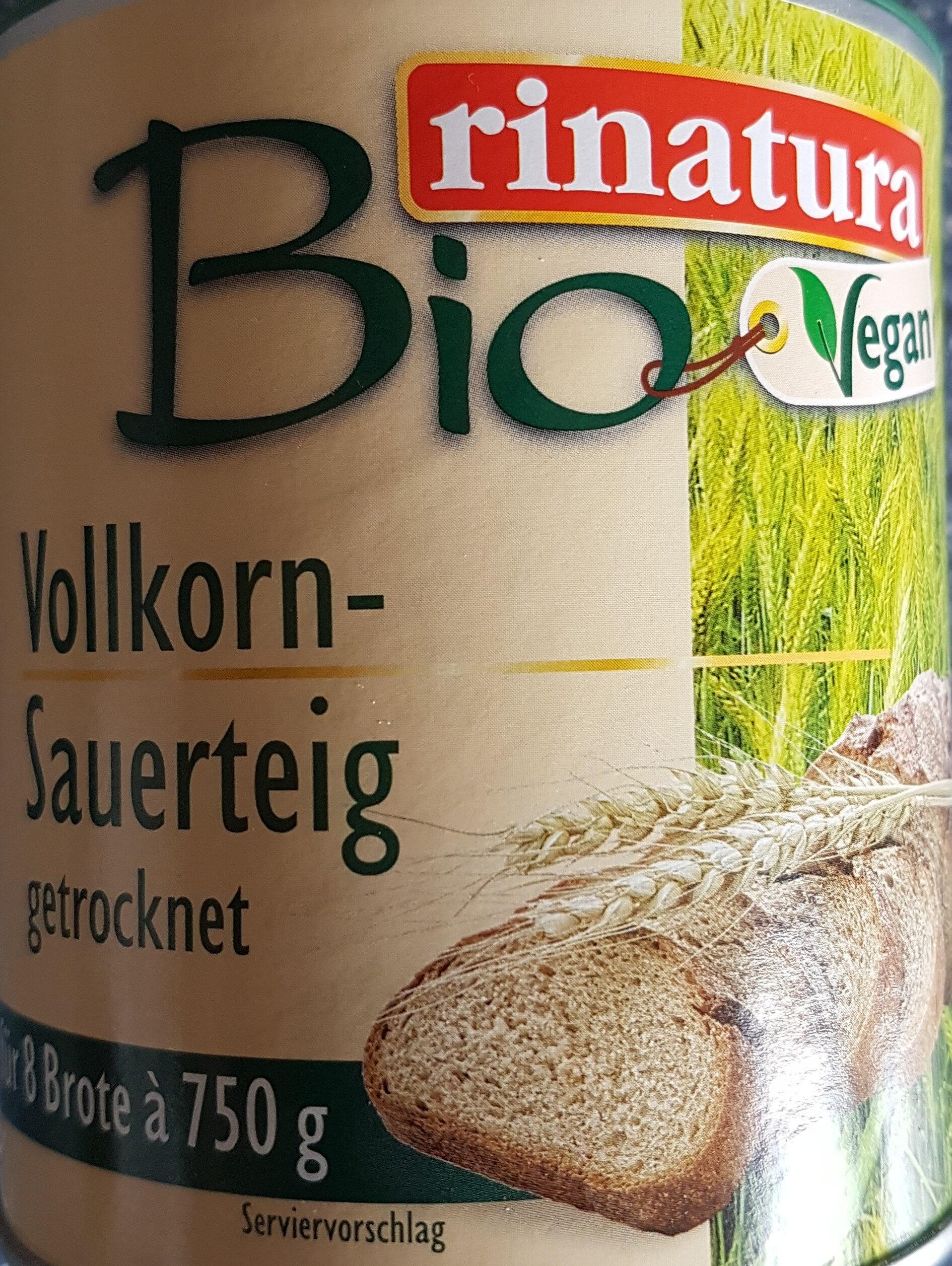 Vollkorn-Sauerteig - Levain complet - Product - de