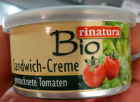 Sandwich-Creme getrocknete Tomaten - Produit