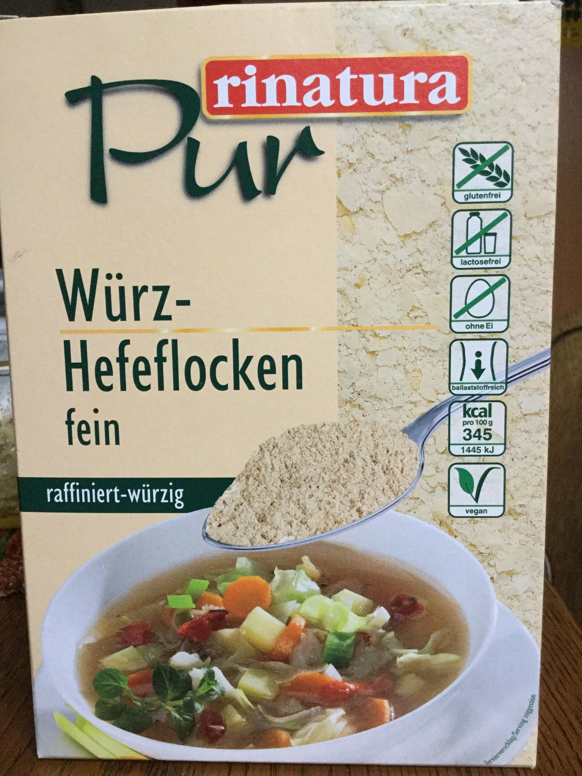 Würz-Hefeflocken fein - Product