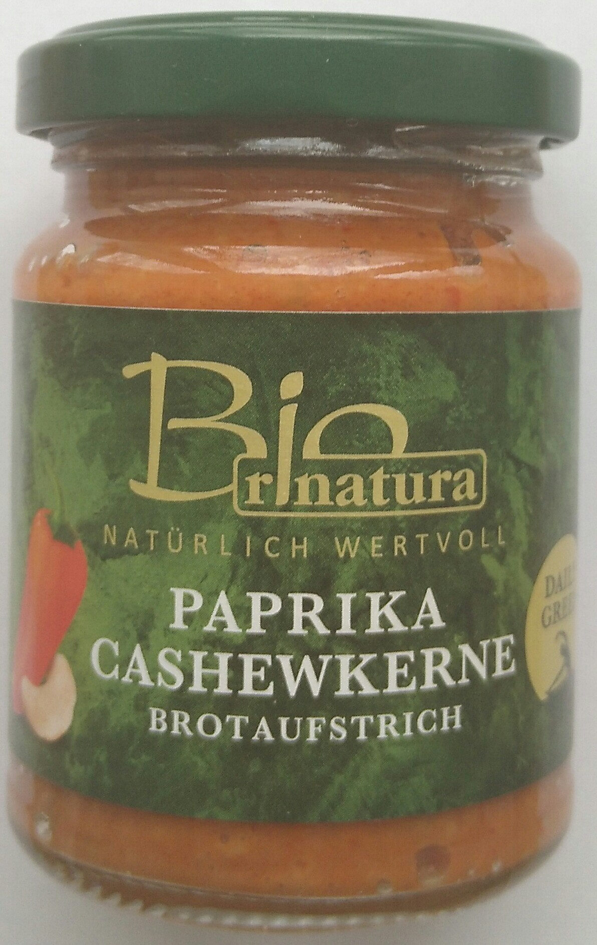 Paprika Cashewkerne Brotaufstrich - Produit - de