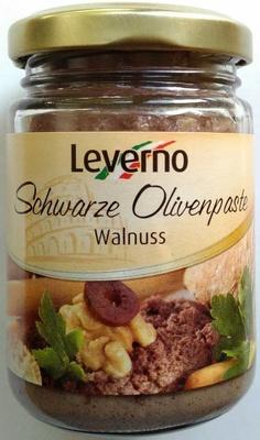 Schwarze Olivenpaste Walnuss - Product