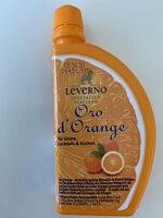 Oro d'Orange - Prodotto - de
