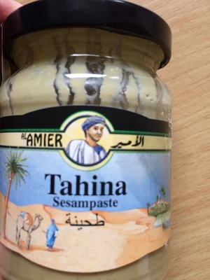 Tahina - Produkt