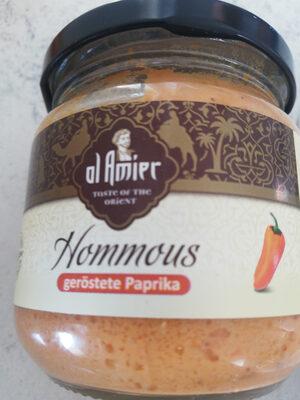 Hommous - Produit - de