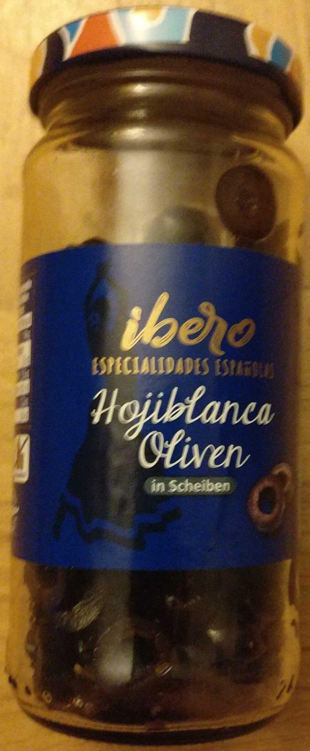 Hojiblanca Oliven - Produit - de