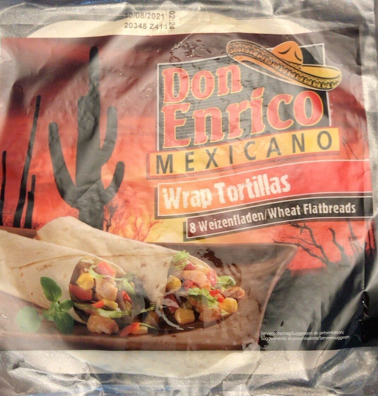 Wrap Tortillas - Prodotto - en