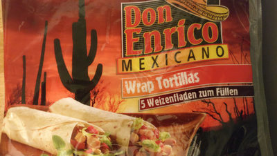 Wrap Tortillas - Produkt