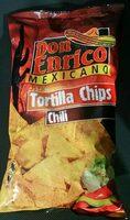 Mexicano Tortilla Chips Chili - Product