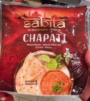 Chapati weizenfladen - Produkt - de