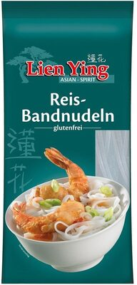 Reis Bandnudeln - Produit - de