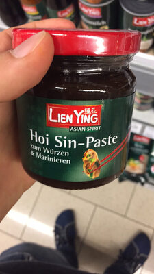 Lien Ying Pâte Hoi Sin pour l'assaisonnement et la marinade - Product