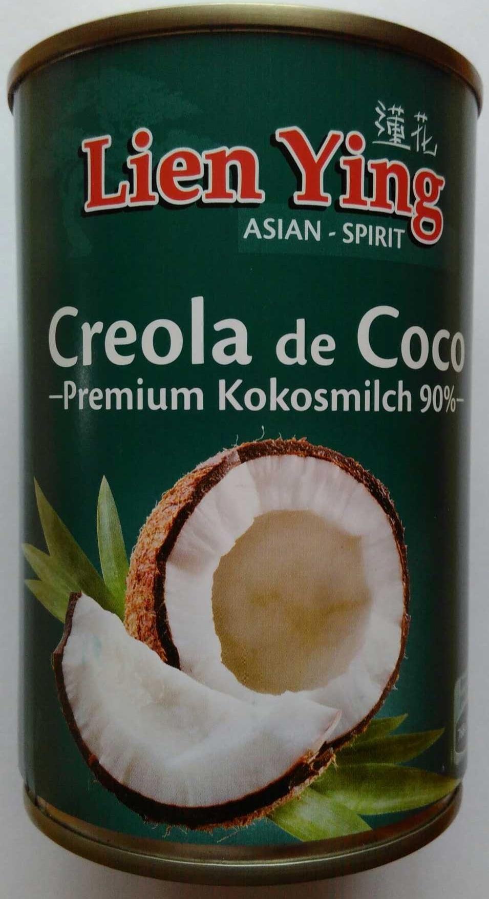 Creola de Coco - Produit - de