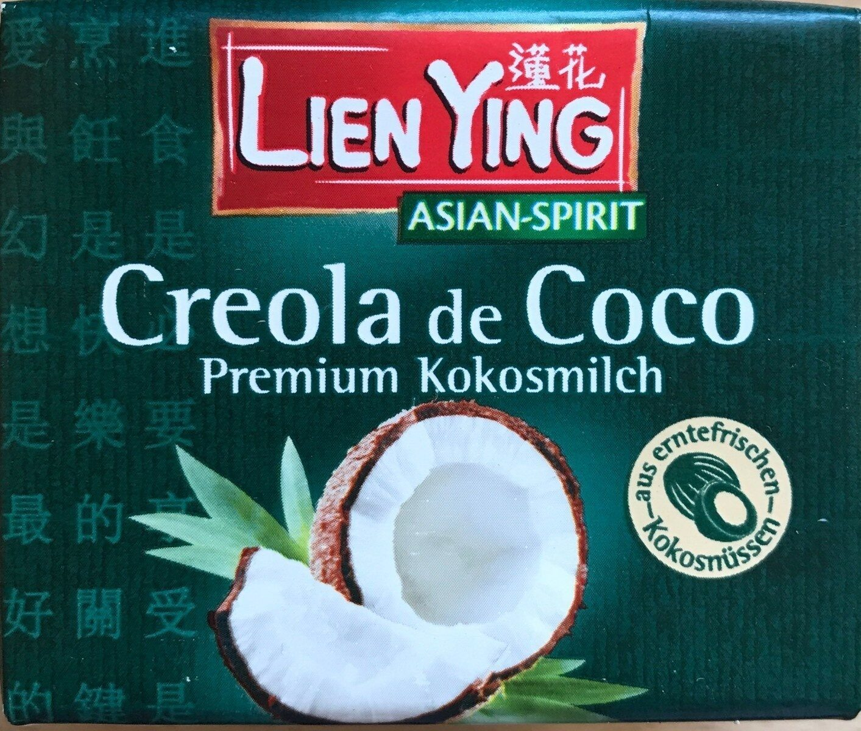 Creola de Coco - Produit - fr
