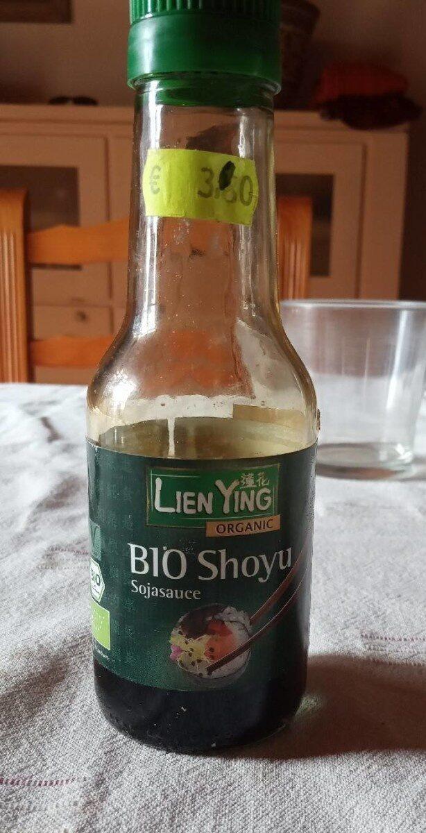 Bio Shoyu - Informations nutritionnelles - es