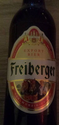 Freiberger Export Bier - Product - de