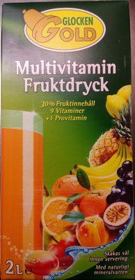 Glocken Gold Multivitamin Fruktdryck - Product
