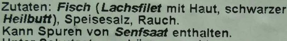 Räuchermix - Ingredients - de
